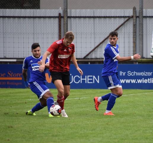 FC Wettingen - FC Schönewerd
