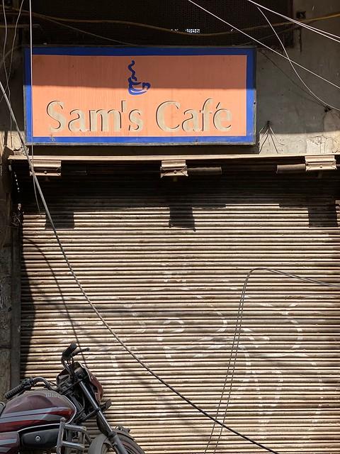 City Hangout - Pandemic-Era Paharganj, Central Delhi