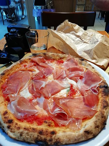 pizza parme