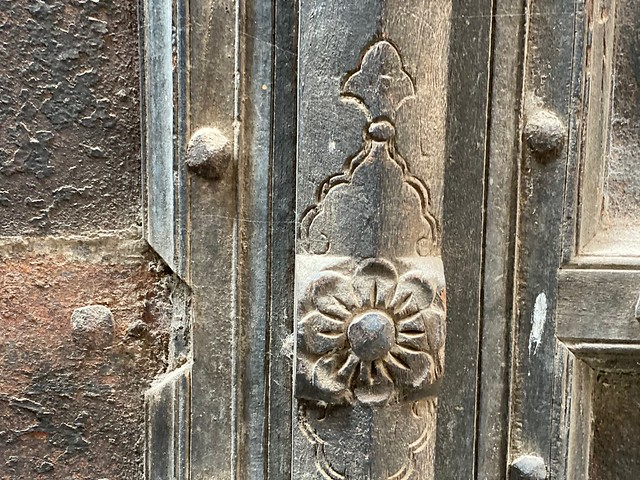 City Monument - Old Beautiful Doorways, Galli Chooriwallan Street