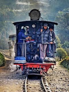 Darjeeling Himalayan Railways (DHR)