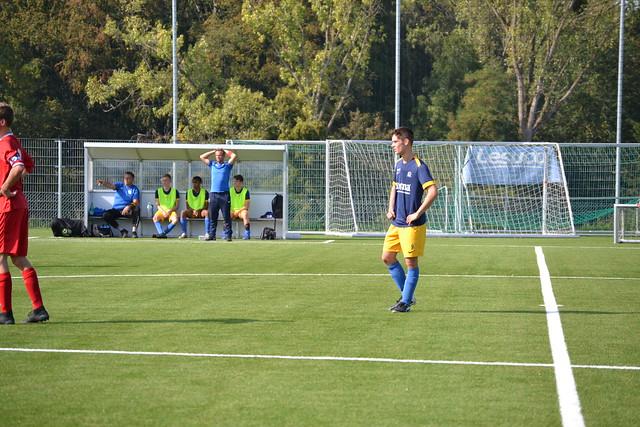 U19 - 19/09/2020 - Tempo Overijse Kampenhout