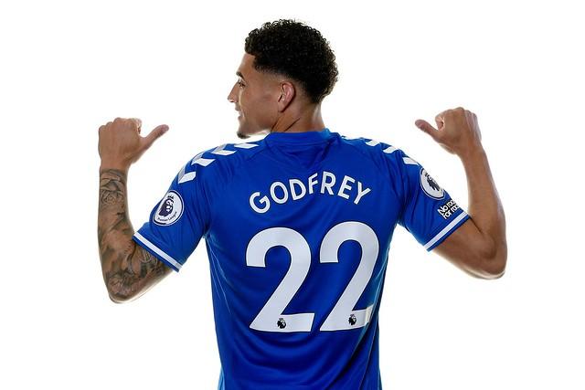Ben Godfrey - Everton