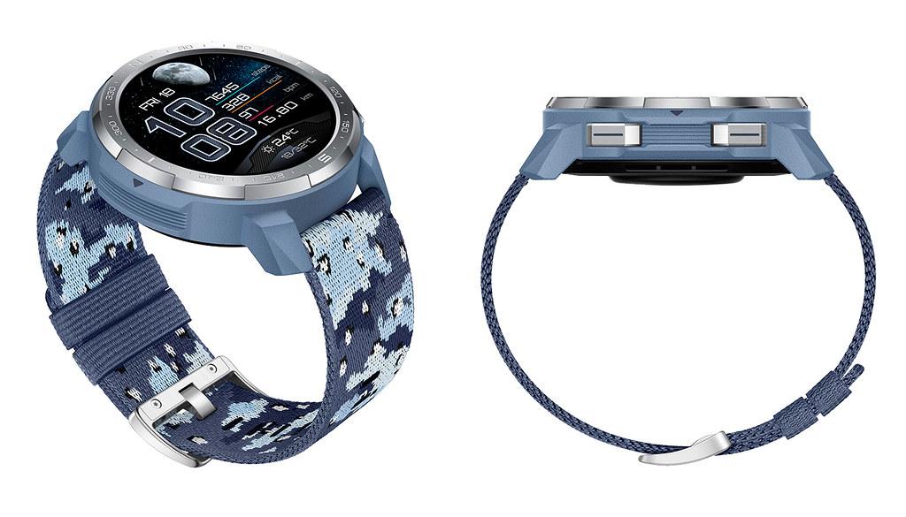 HONOR Watch GS Pro– modrá