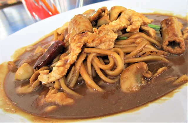 Sg Antu Hawker Centre Stall No. 3 Foochow fried Noodles special 2