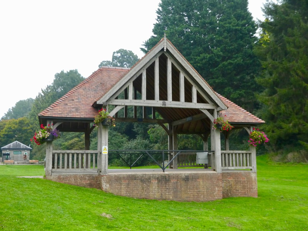 The Ross-on-Wye Bandstand