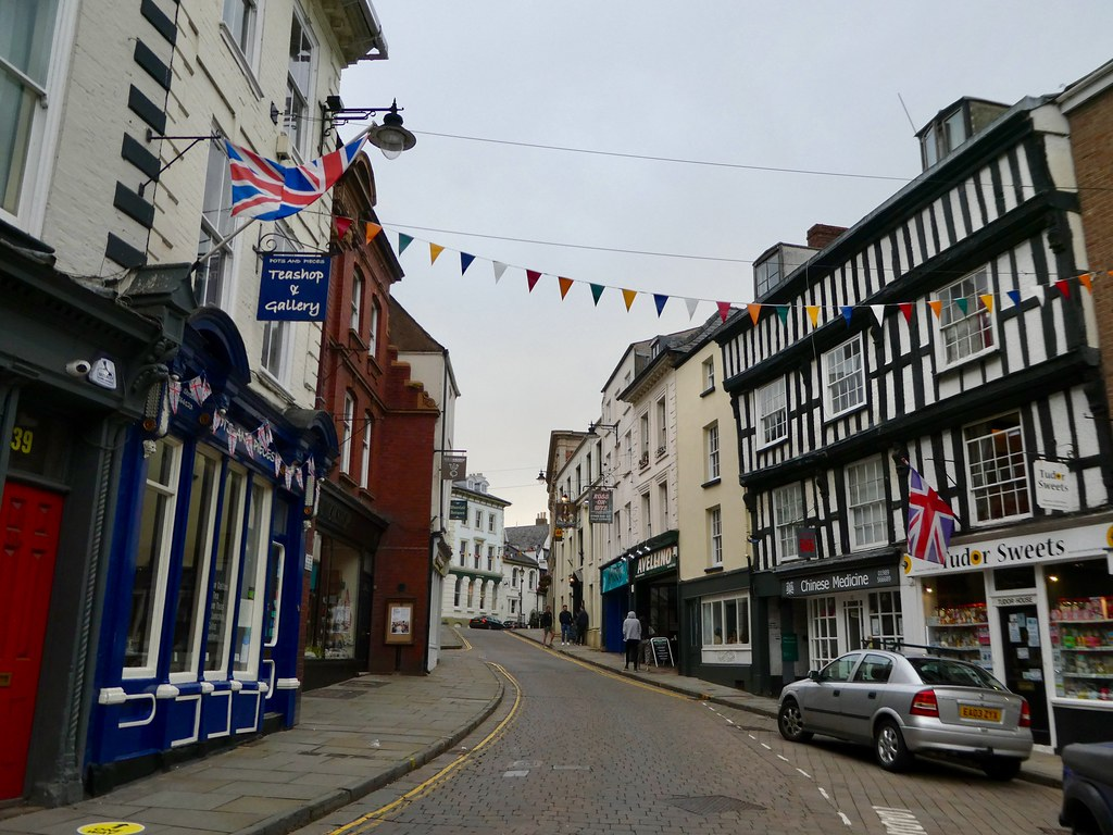 High Street, Ross-on-Wye