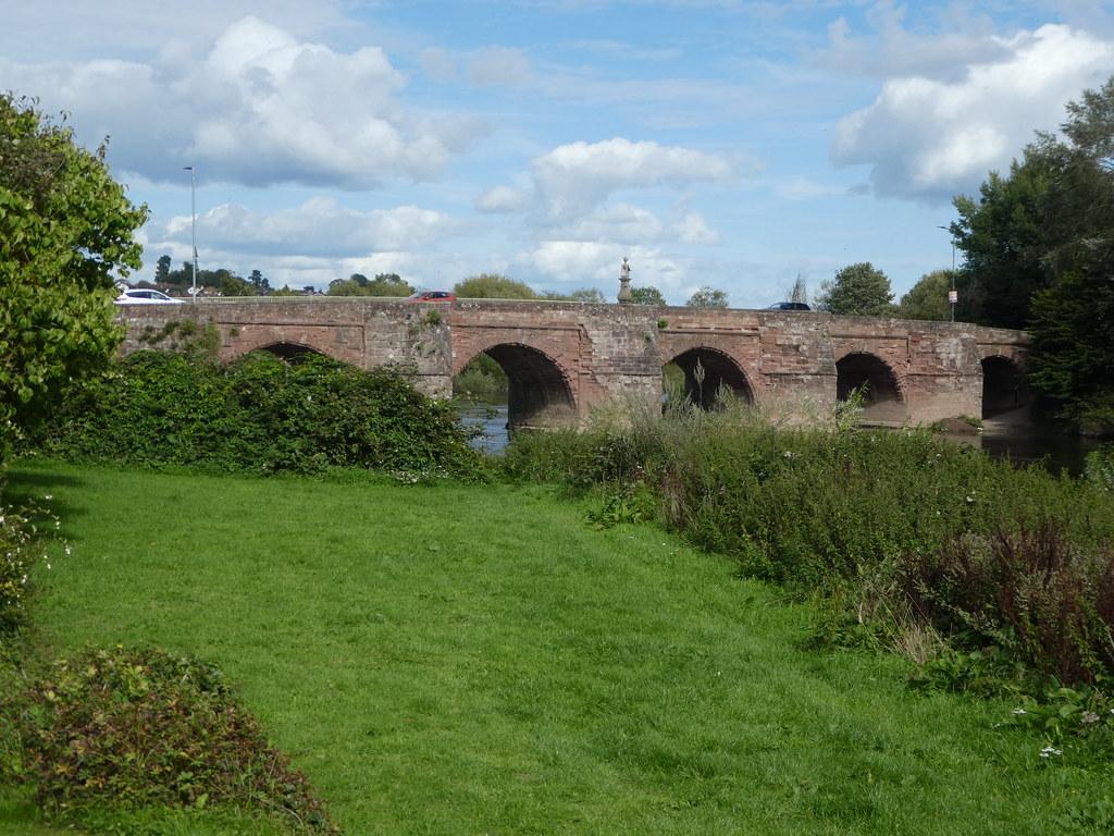 Wilton Bridge, Ross-on-Wye