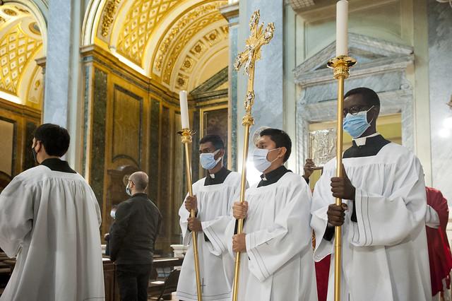 Santa Messa per l'inaugurazione dell'Anno accademico 2020/2021