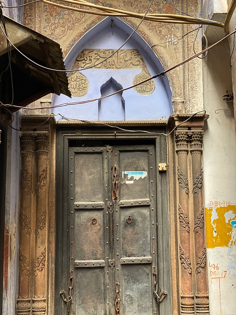 City Monument - Old Beautiful Doorways, Galli Chooriwallan Street