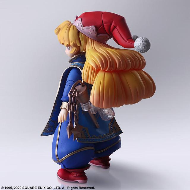 BRING ARTS《聖劍傳說3重製版》夏綠蒂&凱文 6吋可動人偶