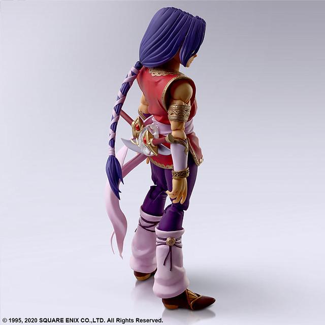 BRING ARTS《聖劍傳說3重製版》霍克艾&莉絲 6吋可動人偶