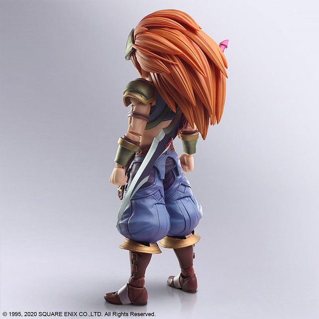BRING ARTS《聖劍傳說3重製版》杜蘭&安潔菈 6吋可動人偶