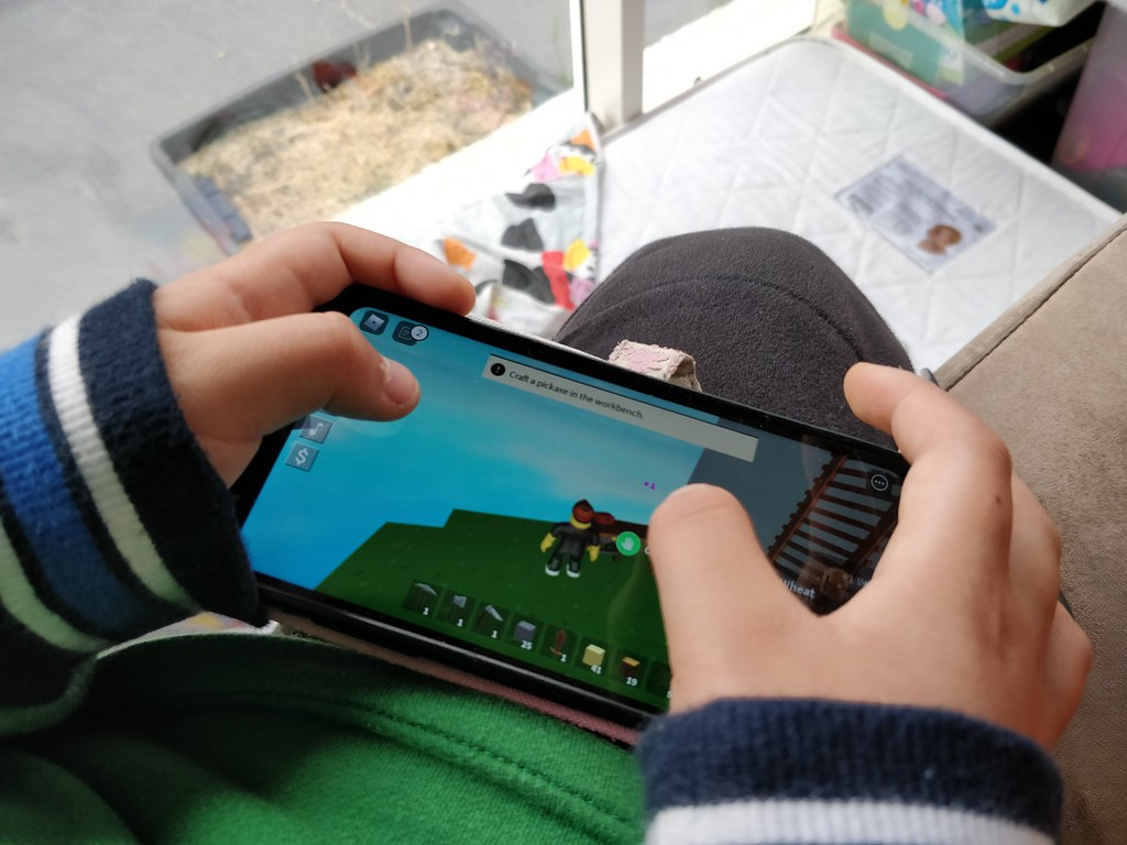 Isaac's Island in Roblox - Animal Crossing clone