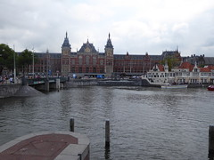 Amsterdam (Holanda). Estación Central