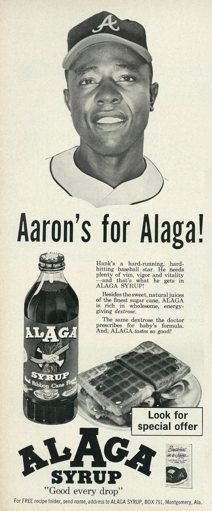 Aaron's for Alaga! | Flickr