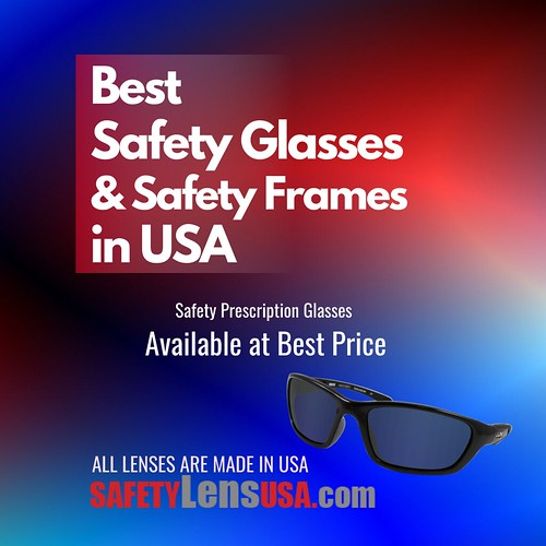 Safety Lens USA – Best Safety Glasses and Safety Prescription Lenses at Affordable Price