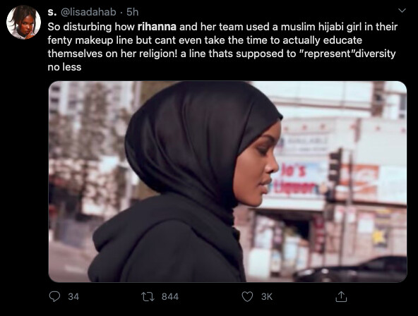 Rihanna Dikecam Hina Islam, Permainkan Hadis Di Pertunjukan Pakaian Dalam