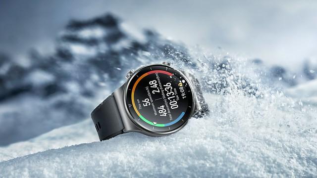 el nuevo Watch GT2 Pro,