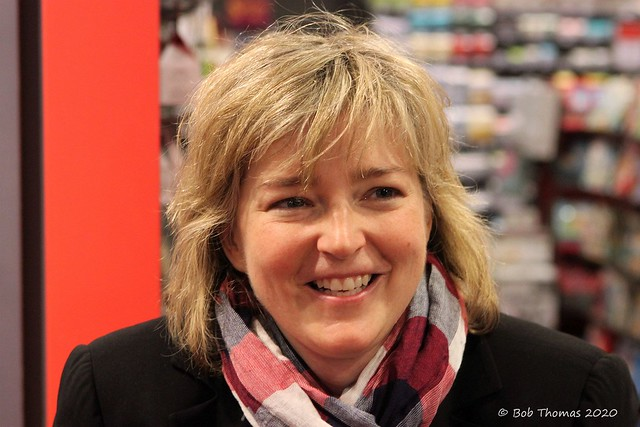 Karin Slaughter - writer in Bussum the Netherlands