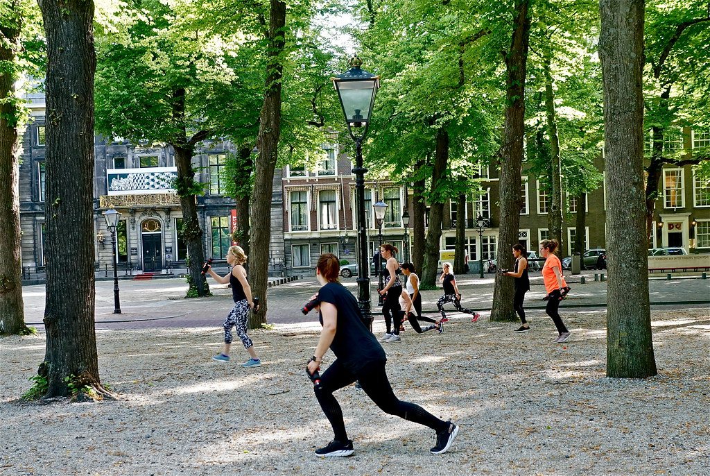 Fitness Den Haag