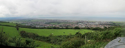 View from Hill Top, Prestatyn