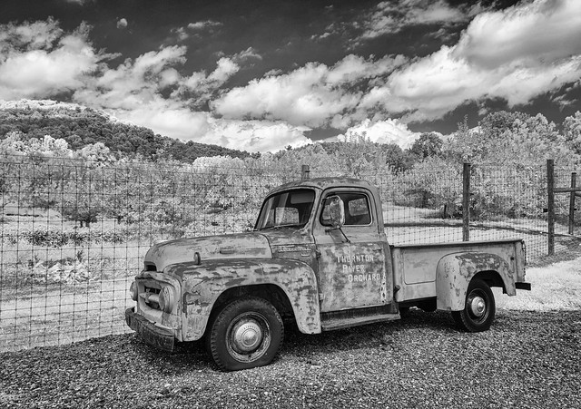 Thornton River Orchard Truck