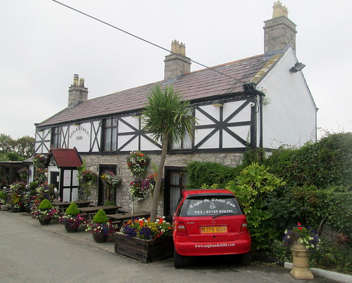 Prestatyn, Eagle and Child Inn