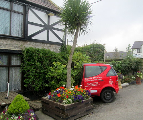 Half Car, Eagle & Child Inn, Prestatyn