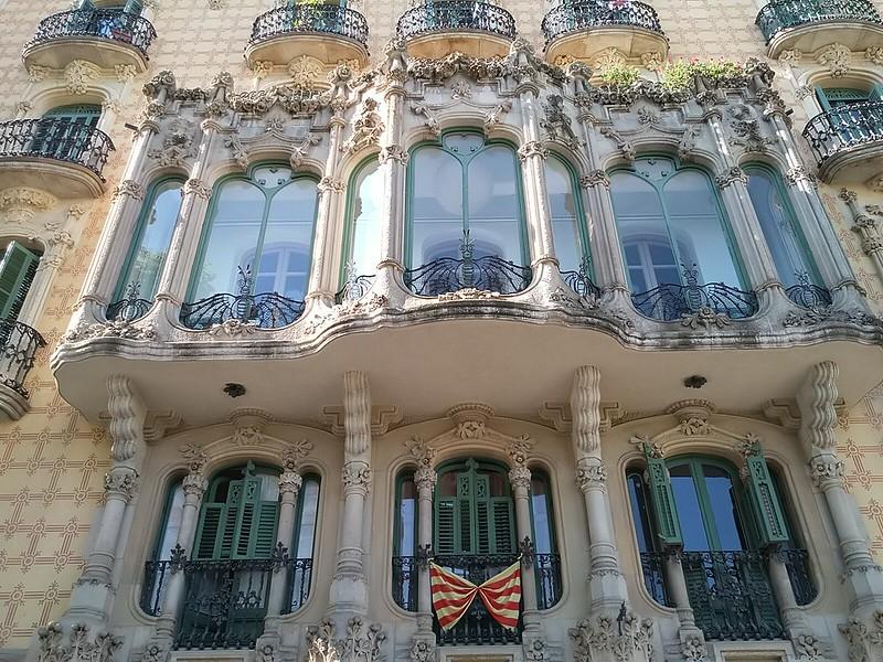 Visites d'art i història - Gràcia modernista