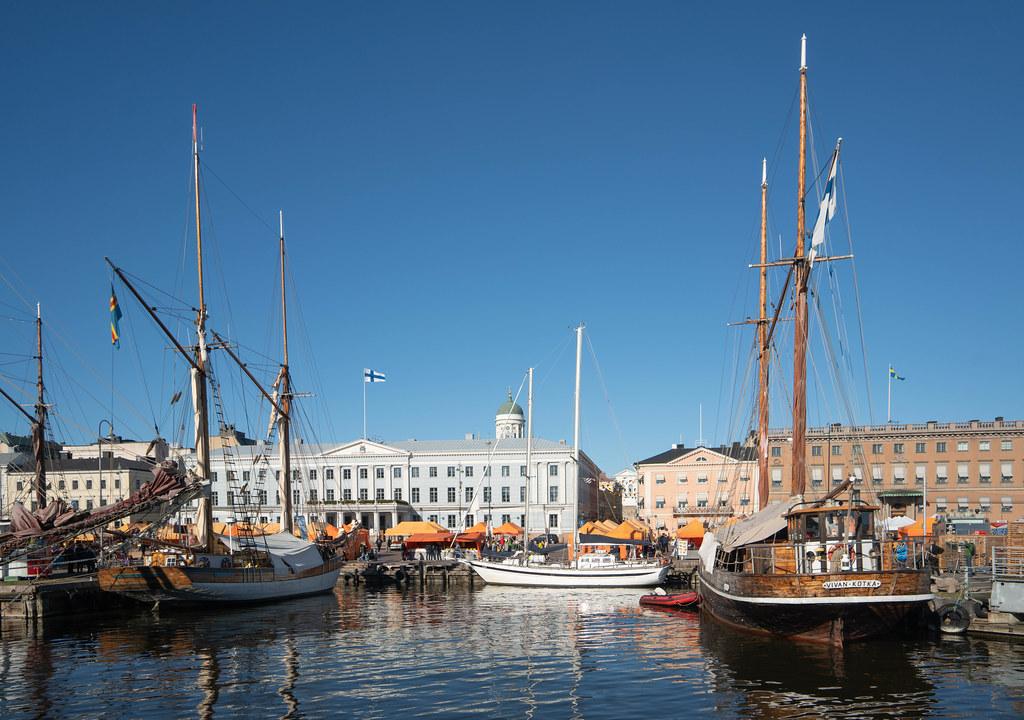 Silakkamarkkinat Helsinki