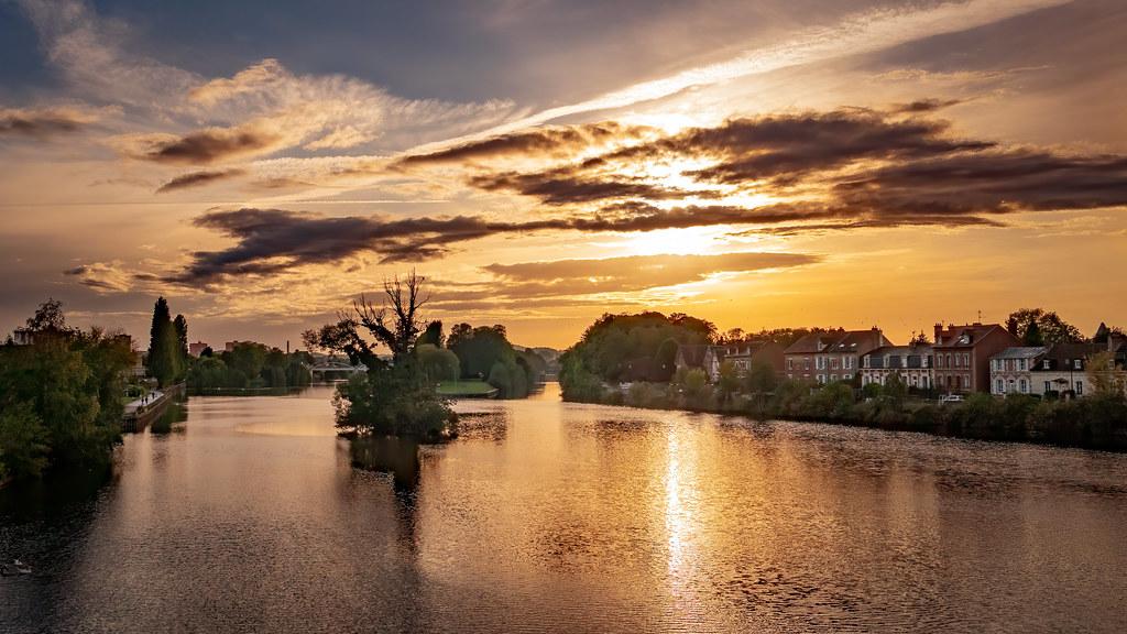 Le soir sur l'Oise... 50423706896_440ff75149_b