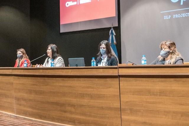 2020-10-05 : DESARROLLO HUMANO: Capacitación Ley Micaela