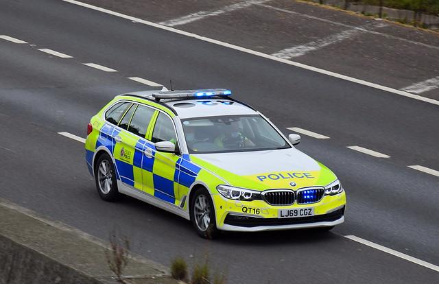Essex Police - LJ69 CGZ