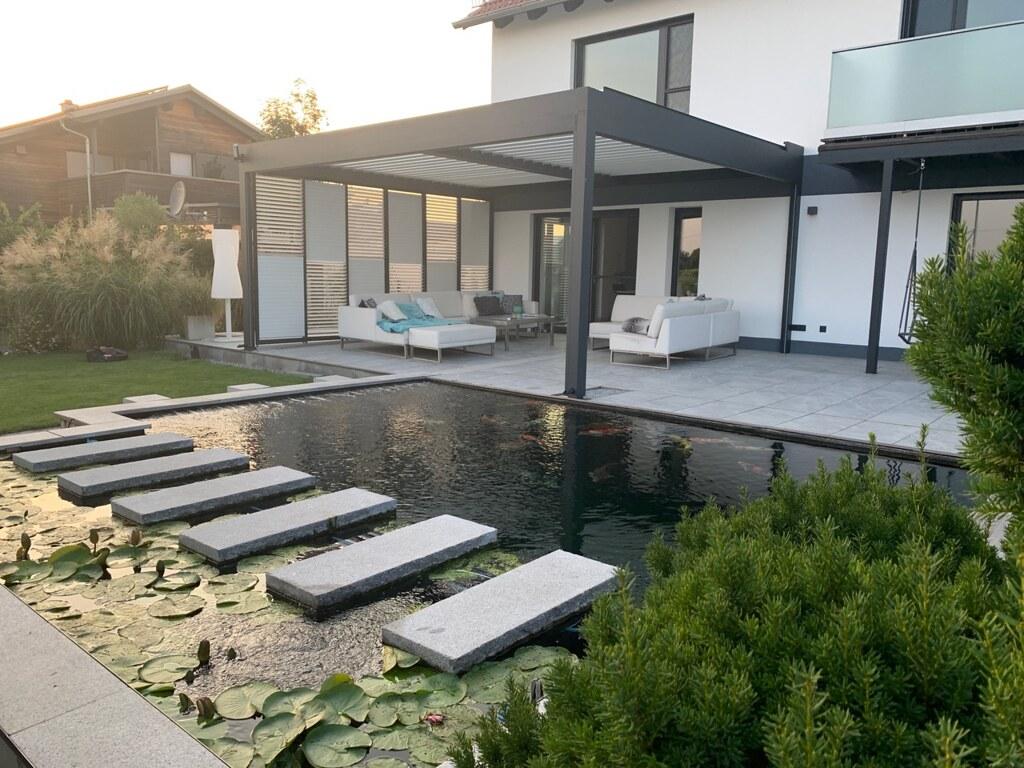 Renson Terrassendächer
