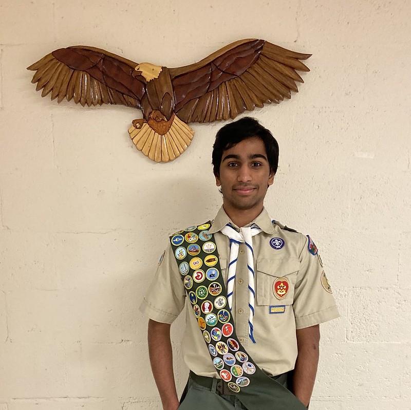 Sahil Ravula_Eagle Scout