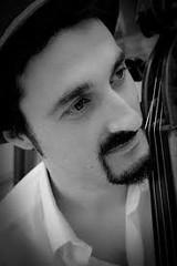 Olsi Leka, violonchelo de la Orquesta Nacional de Bélgica.