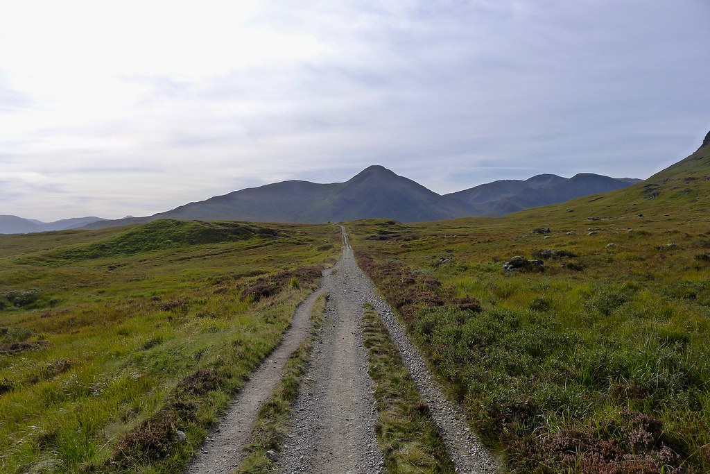 On the West Highland Way