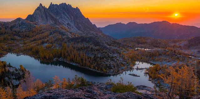 Enchantments Sunrise