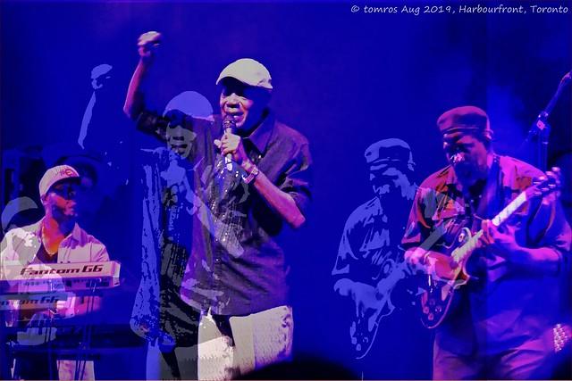 JAY Douglas. Island Soul Festival, Aug 2019.