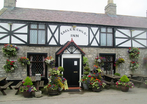 Eagle & Child Inn, Prestatyn