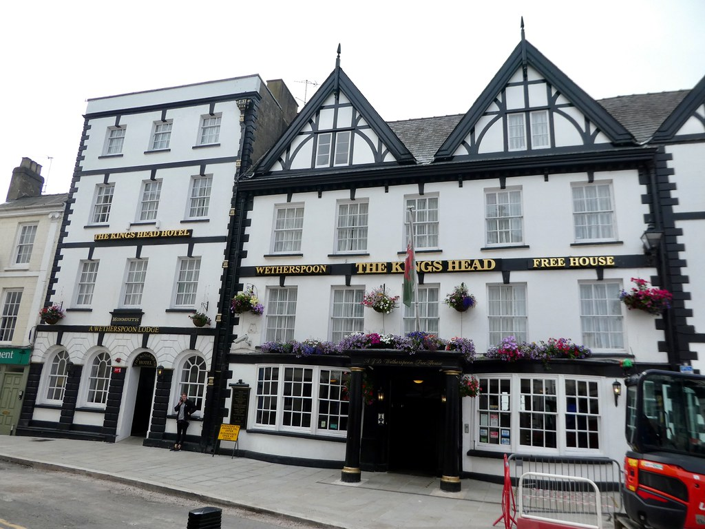The Kings Head Hotel, Monmouth