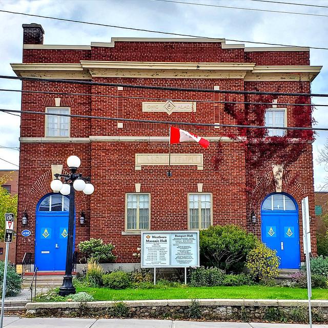 Westboro Masonic (Temple) Hall