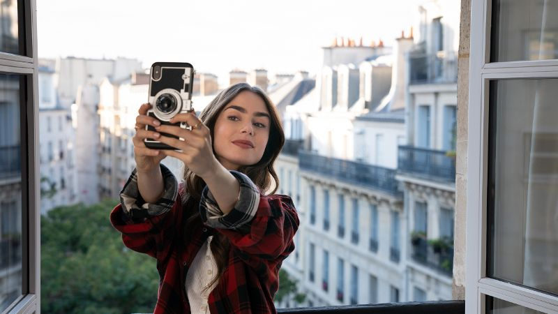 Dónde se rodó Emily en París