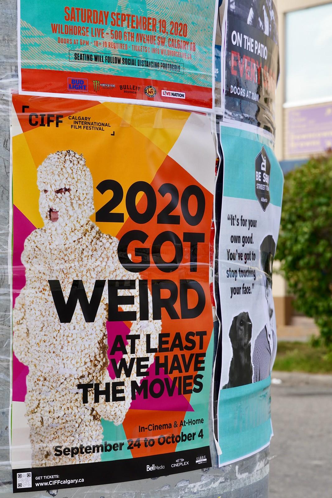 2020 got weird