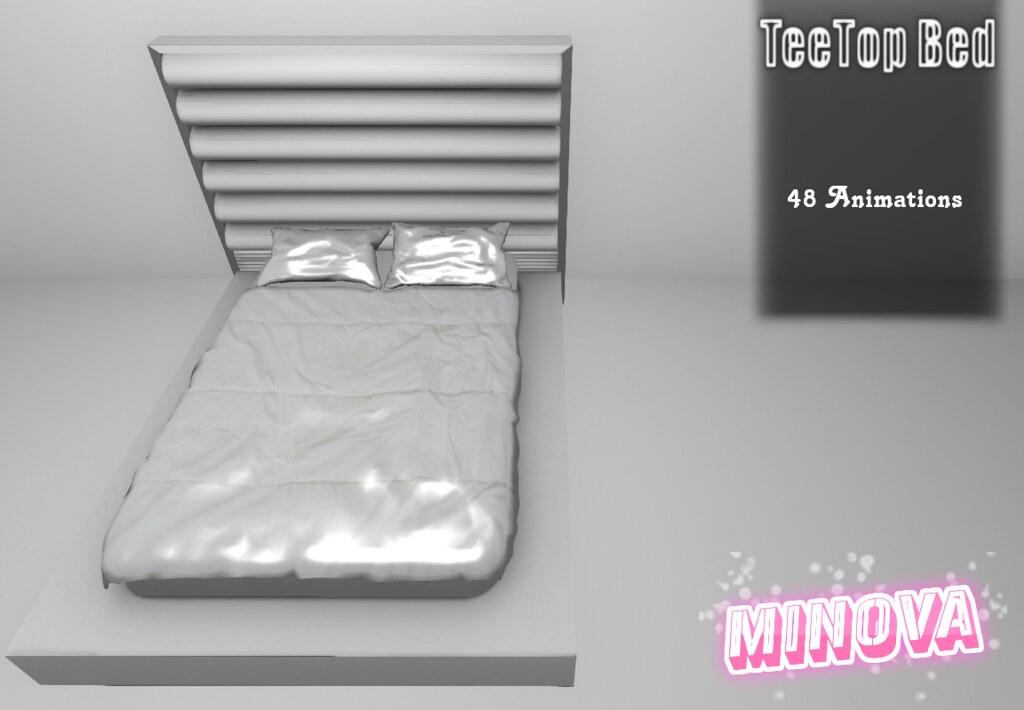 TeeTop Bed(adult)