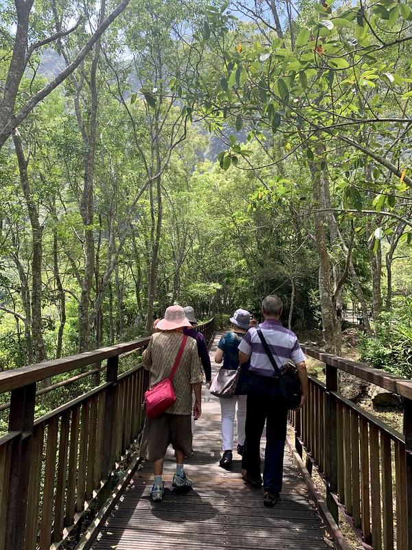 布洛灣遊憩區 環流丘步道