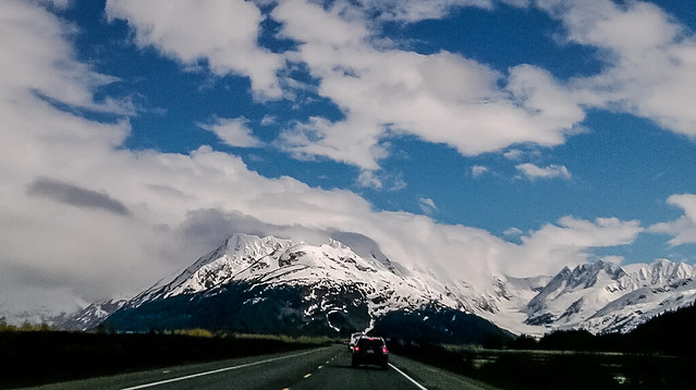 Traveling Alaska's 127-mile Seward Highway