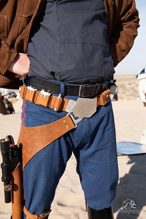 Han Solo Holster Front | by robskywalker801