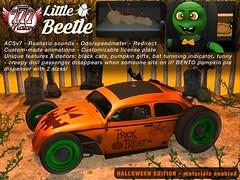 [777] Little Bettle - Halloween Edition